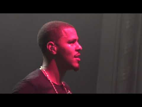 J. Cole -  I Get Up - Premeditated Murder- Farewell (San Francisco 9-23)
