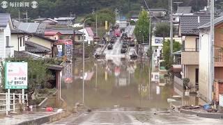 台風19号で長野のライフラインにも打撃 1万1000人態勢で復旧作業