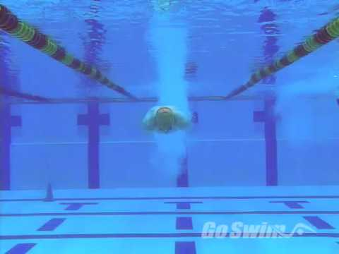 Swimming - Breaststroke - Pulldown and Arm Recovery