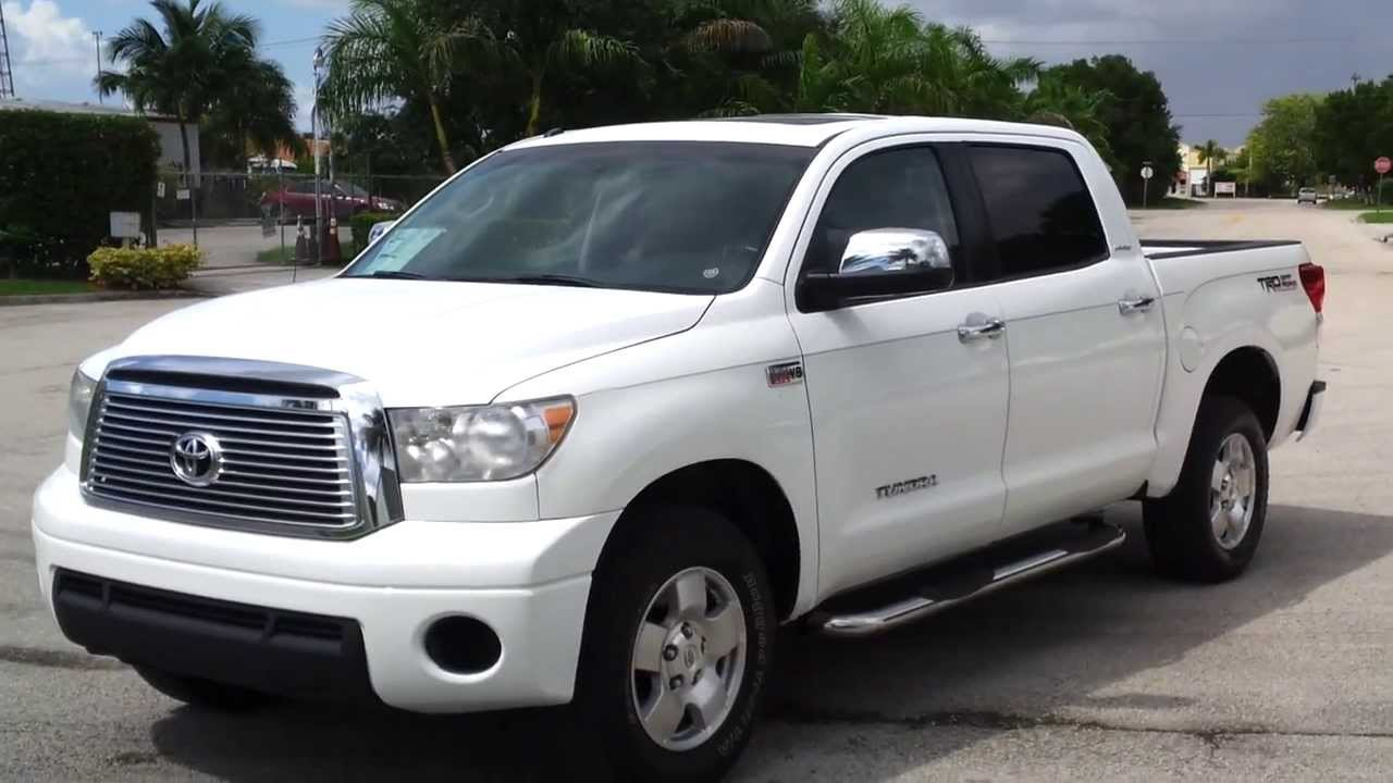 2010 toyota tundra 4x4 crewmax 5 7l v8 limited trd offroad youtube. Black Bedroom Furniture Sets. Home Design Ideas