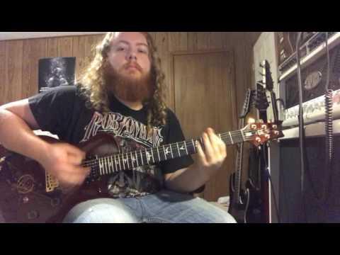 Opeth - Blackwater Park (Cover by Jordan Guthrie)