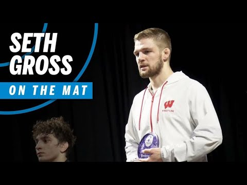 on-the-mat:-seth-gross'-journey-to-madison-|-wisconsin-|-b1g-wrestling