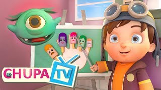 The Finger Family Song - Nursery Rhymes Songs for Kids Collection by Chupakids TV