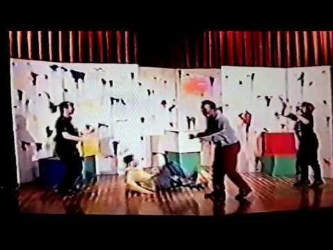 Theatre in the Community 1992  Gibberish waaa