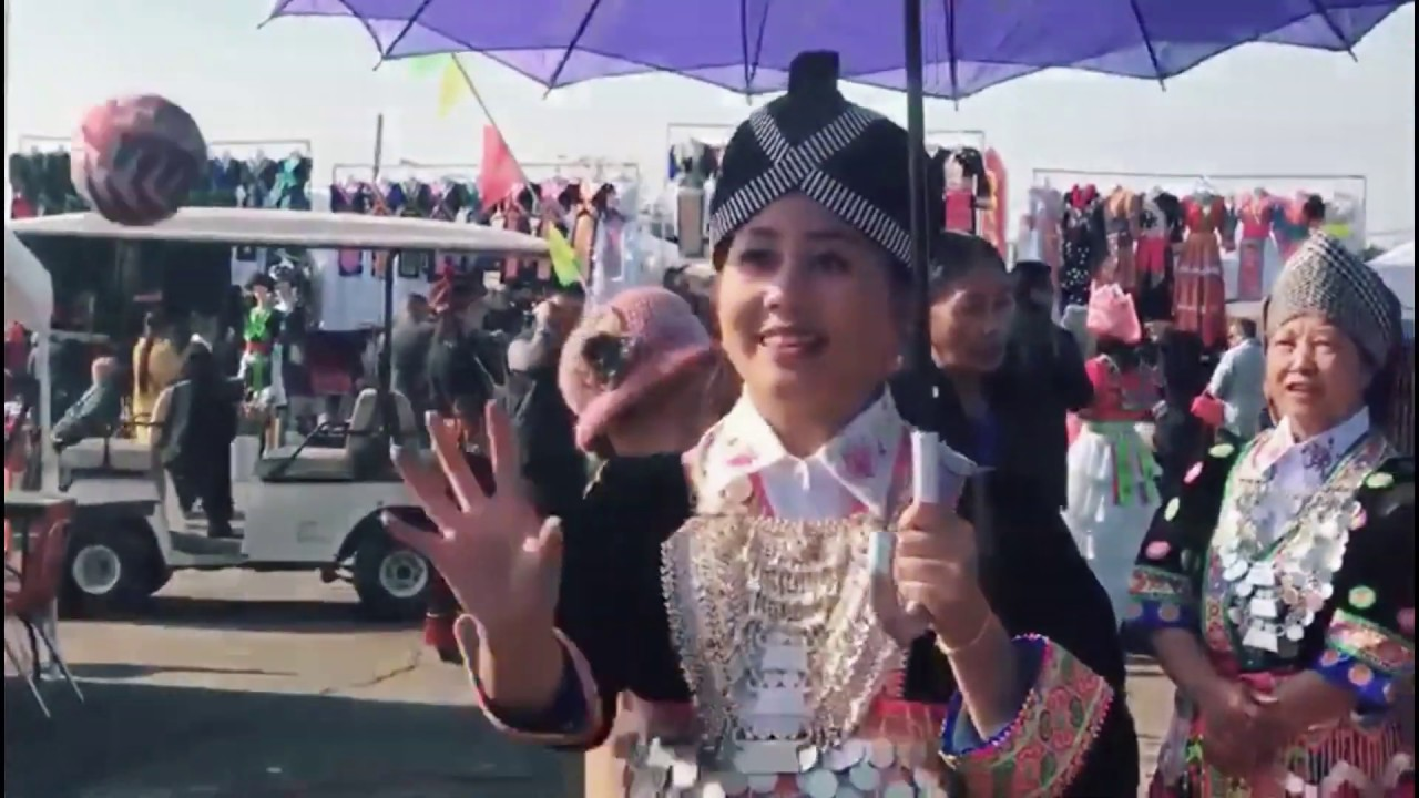 Hmong celebrate new year in California amid tighter ... |Fresno International Hmong New Year