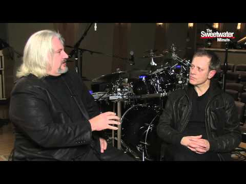 Interview with Drummer Dave Weckl - Sweetwater Minute Vol. 217
