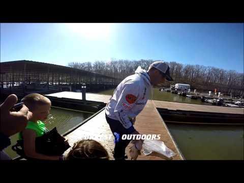 Lake of the Ozarks - Big Bass -April 3rd 2016