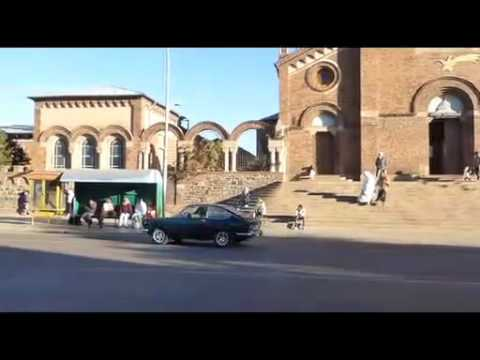 A TRIP ACROSS UNESCO WORLD HERITAGE CITY OF ASMARA