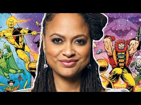 Ava DuVernay Will Direct DC's New Gods