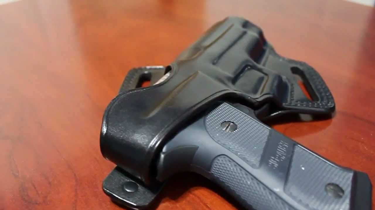 Galco Fletch High Ride Holster for the Sig Sauer P220 P226