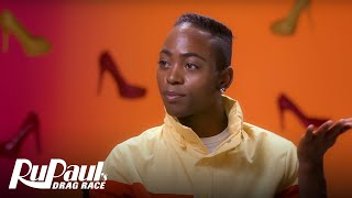Whatcha Packin': Ra'Jah O'Hara | Season 11 Episode 7 | RuPaul's Drag Race