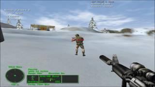Task Force Dagger LOCO Server Gameplay 2017