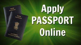 Get Passport in 10 days - Apply Passport Online [HINDI]