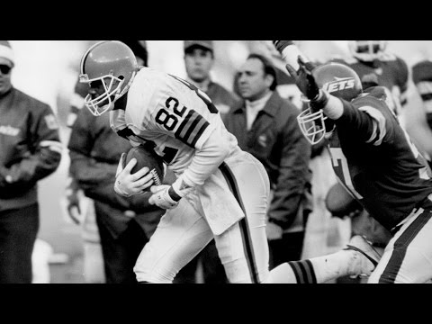Jets vs. Browns: Marathon by the Lake | 1986 AFC Divisional Round Playoffs | NFL Classic Highlights