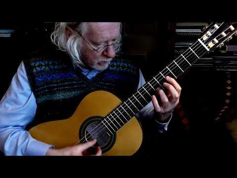 Mini Recital: 3 pieces by Catalan composer, Jaime Bosch - Rob MacKillop