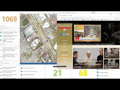 Esri Case Study:National Police of Colombia-Leveraging the ArcGIS Platform