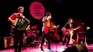 Les Yeux d'la Tete - live in Frankfurt am Main 05 / 07 / 2012