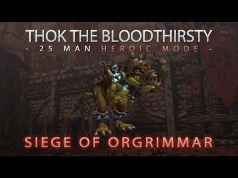 Thok the Bloodthirsty