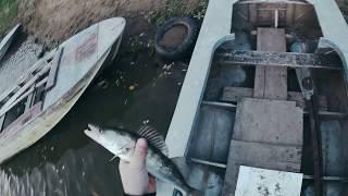Рыбалка в Астрахани,знакомство с базой Михайловка рыбацкий дом,Ахтуба ч.1 (нарушаем границы)