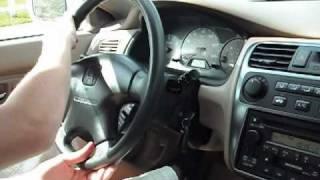 2002 Honda Accord SE Review