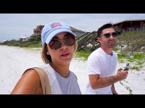 OUR BEACH HOUSE TOUR   ALEX AND MICHAEL