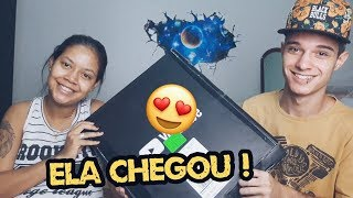 FINALMENTE ELA CHEGOU!!! | Loving Couple