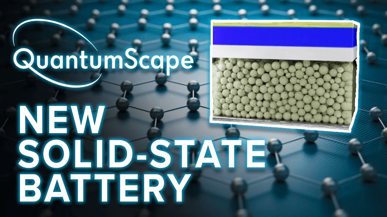 Quantumscape's Solid State Battery will change The Future Of Battery Technology
