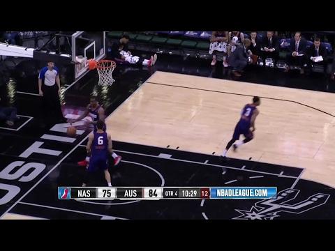 Highlights: Cory Jefferson (20 points)  vs. the Suns, 2/24/2017