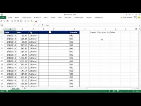 Excel Magic Trick 1161: F4 Key To Repeat Last Action
