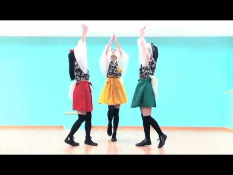 【Aikatsu!】Light Pink Day Tripper dance cover by Lachelle 【MIRROR】