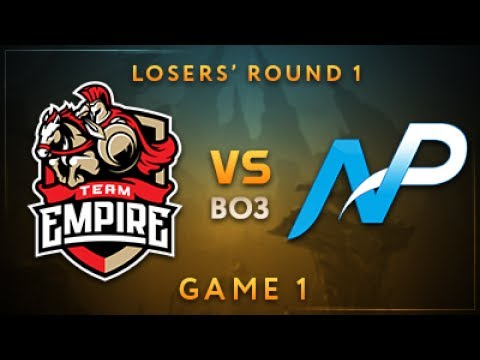 Team Empire vs Team NP vod
