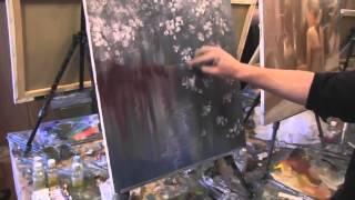 Бесплатный видео урок Цветочки Игорь Сахаров