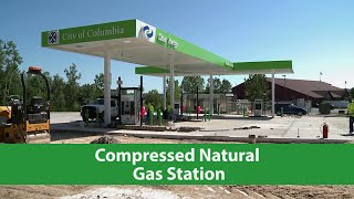 Mid-Missouri's Only Compressed Natural Gas Station