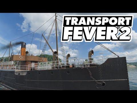 Transport Fever 2 - Bonus Missions - Dozed Off & Craigh Na Dun (Stone Circle Puzzle)