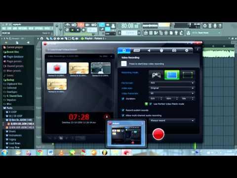 Okiz - ขั้นตอนการ remix เพลง ด้วยโปรแกรม FL Studio 12 เบื้องต้น (3Cha Shadow)