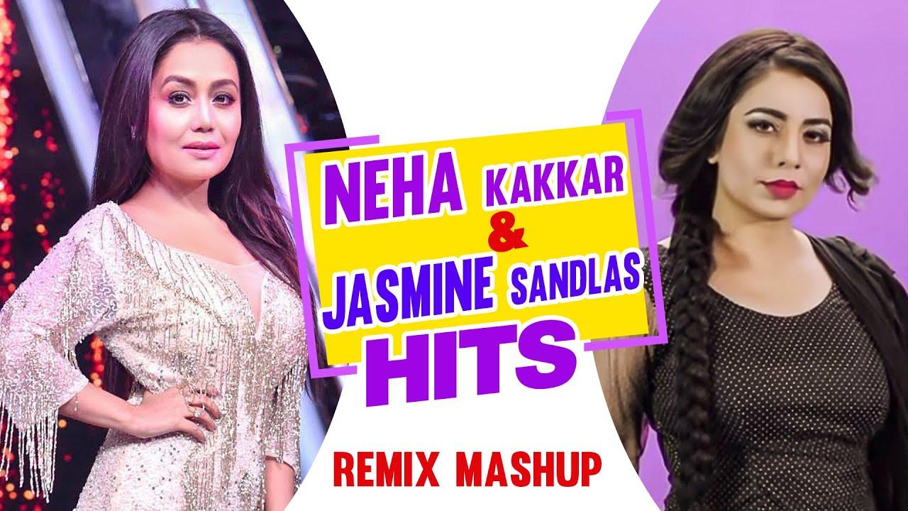 Neha Kakkar & Jasmine Sandlas | Remix Mashup | Latest Punjabi Songs 2020 | Speed Records