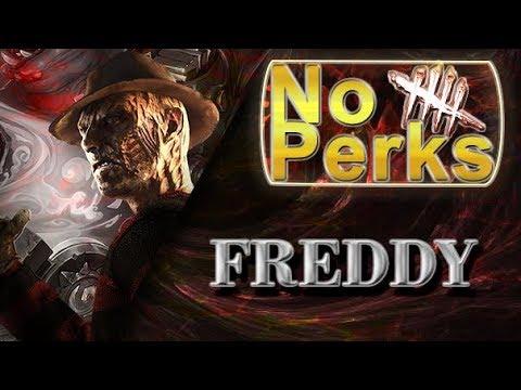 No Perk Freddy - Dead by Daylight - Killer #206 Nightmare