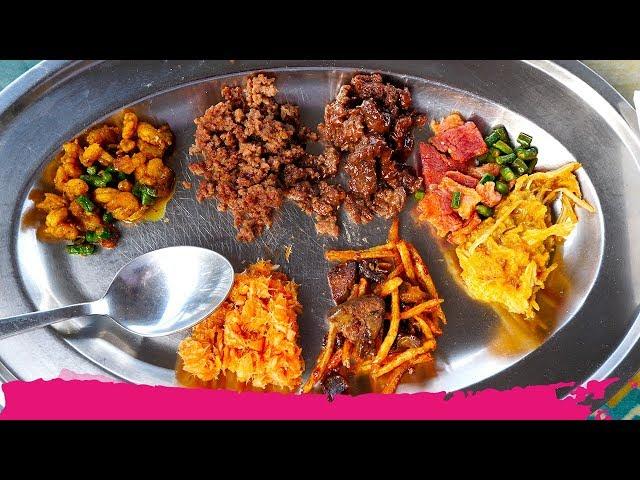 Authentic SURINAMESE Street Food Breakfast + Central Market Tour | Paramaribo, Suriname