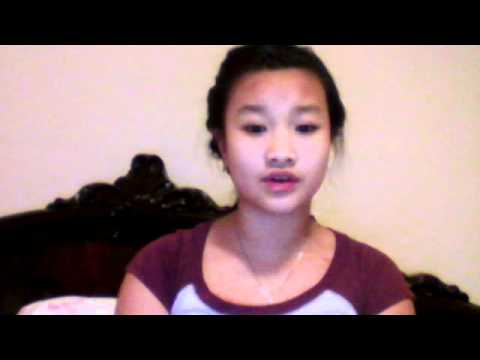 Jesus Born On This Day- Mariah Carey ( cover by Thi Ha ) - YouTube
