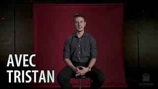 Au programme à l'Université d'Ottawa : Gestion avec Tristan