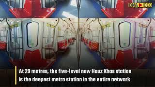 All about Janakpuri West-Kalkaji Mandir stretch of Delhi Metro's Magenta Line