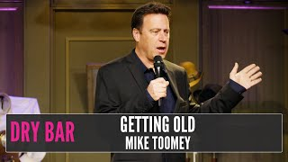 When You Don't Want To Be That Old Guy, Mike Toomey