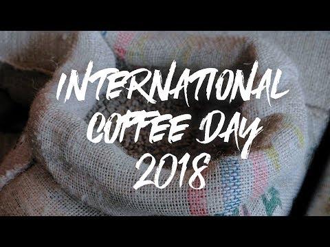International Coffee Day - 2018