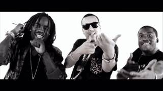 Wale & Meek Mill Ft. French Montana - Actin Up (Clean Version)