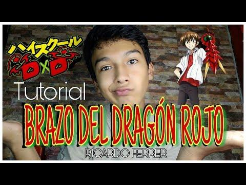 Highschool DXD Issei Cosplay||TUTORIAL