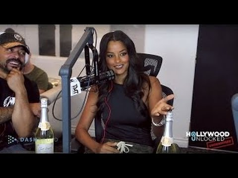 Claudia Jordan talks Jamie Foxx and Katie Holmes relationship with Hollywood Unlocked [UNC