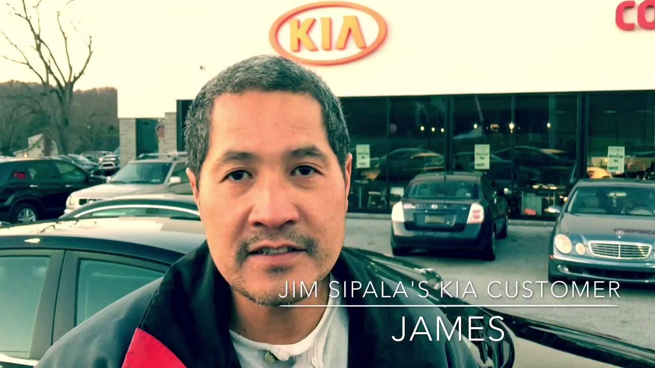 James got a deal at Jim Sipala's Kia! - YouTube