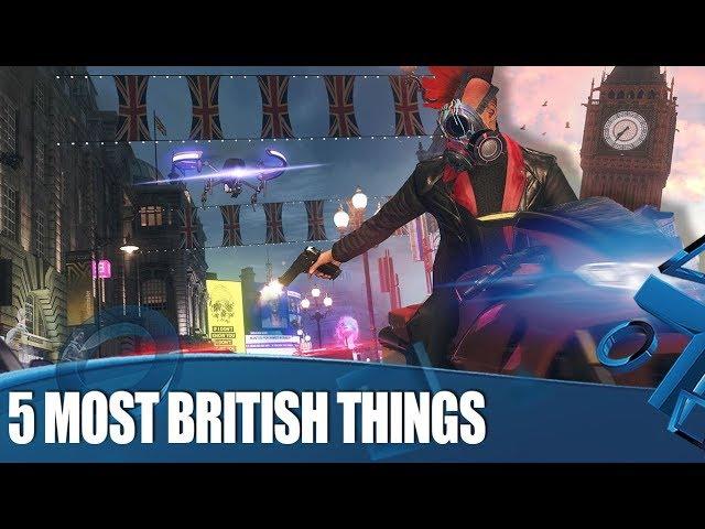 Watch Dogs Legion - Die 5 britischsten Dinge, die wir je gesehen haben + video
