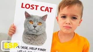 Vlad y Nikita perdieron a nuestro gato