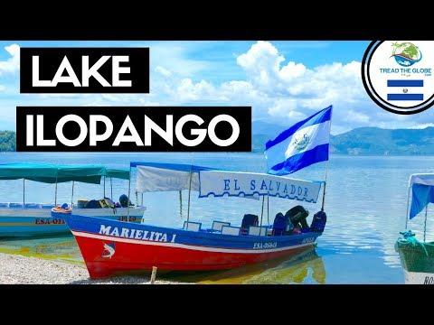 Lake Ilopango (2019) - BRITISH Couple Backpacking El Salvador